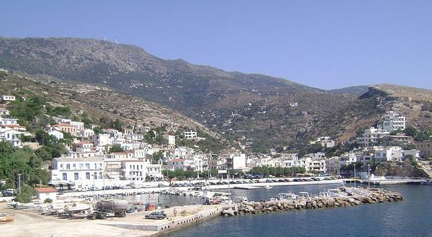 Agios Kyrikos Kirikos Ikaria