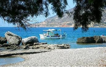 Faris Beach Ikaria