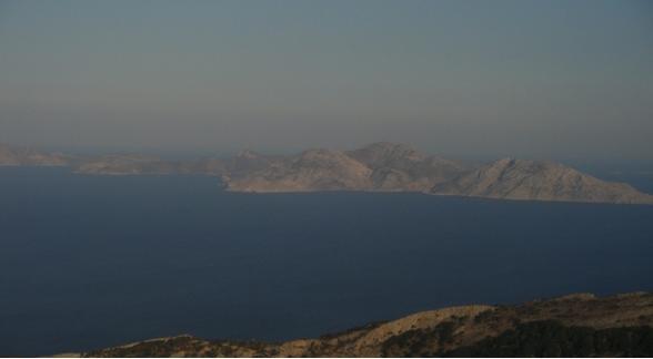 Fourni seen from Ikaria