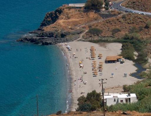 Kampos Beach Ikaria