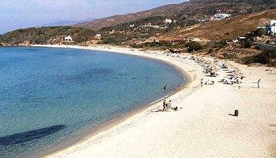 Livadhi beach - armenistis, Ikaria