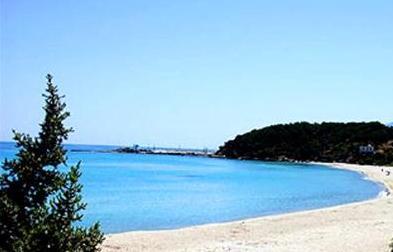 Messakti Beach - Gialiskari, Ikaria