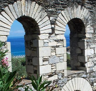 Byzantine Odeon at Kampos, Ikaria