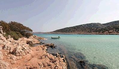 Platys Yialos Beach Lipsi